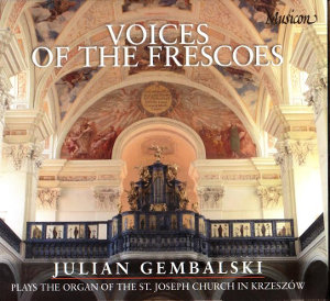 Voices of the Frescoes - Julian Gembalski
