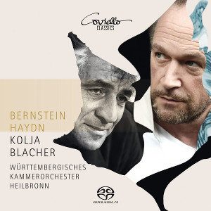 Haydn: Violin Concerto in C major, Bernstein: Serenade after Plato's 'Symposium' - Blacher