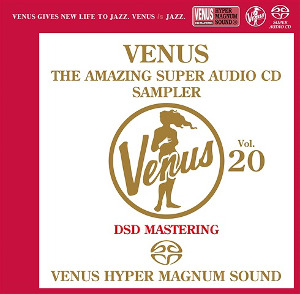 Venus: The amazing Super Audio CD sampler, Vol 20