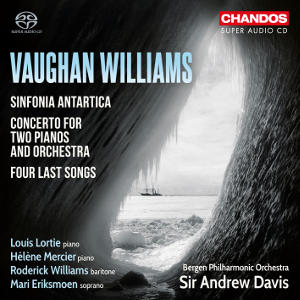 Vaughan Williams: Sinfonia Antartica - Davis