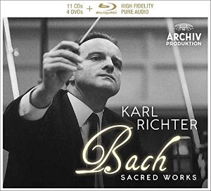 Bach: Sacred Works - Richter