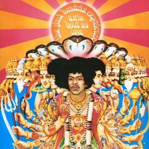 The Jimi Hendrix Experience: Axis - Bold as Love