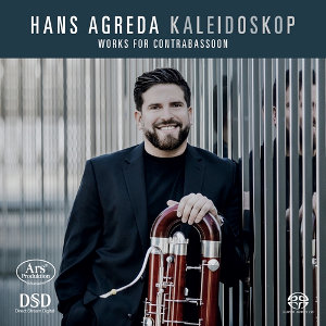 Kaleidoskop: Works for contrabassoon - Agreda, Racz, Kirichenko, Munoz-Toledo