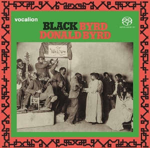Donald Byrd: Black Byrd