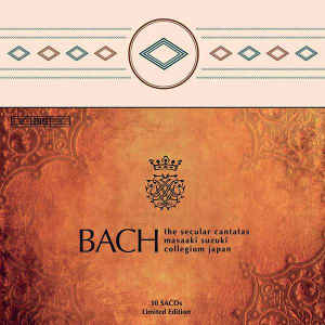 Bach: The Secular Cantatas - Suzuki