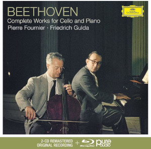 Beethoven: 5 Cello Sonatas - Fournier, Gulda