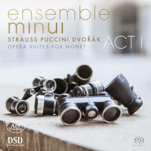Opera Suites for Nonet - Ensemble Minui