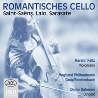 Romantic Cello: Saint-Seans / Lalo / Sarasate - Feltz / Salomon