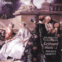 Francois Couperin: Keyboard Music 2 - Angela Hewitt