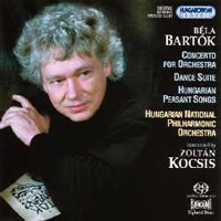 Bartok: Concerto for Orchestra, Dance Suite - Kocsis