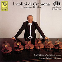The Violins of Cremona Vol. 2 - Accardo