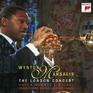 Marsalis - The London Concert
