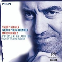 Mussorgsky: Pictures at an Exhibition etc. - Gergiev
