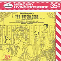 Tchaikovsky: The Nutcracker - Dorati