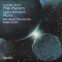 Holst: The Planets, Matthews: Pluto - Halle/Mark Elder