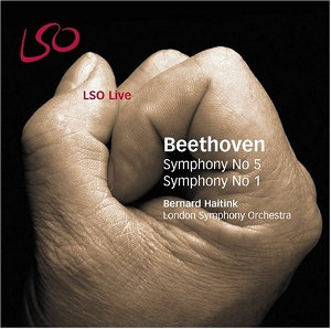 Beethoven: Symphonies 1 & 5 - Haitink