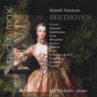 Beethoven: Diabelli Variations - Michiels