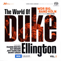 The World of Duke Ellington Vol. 2 - WDR Big Band Köln