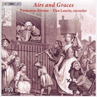Airs and Graces - Dan Laurin et al