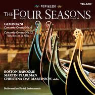 Vivaldi: The Four Seasons - Martinson, Pearlman