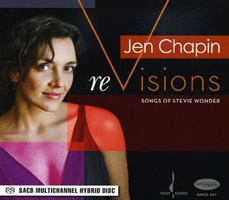Jen Chapin: Revisions - The Songs of Stevie Wonder