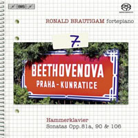 Beethoven: Complete Works for Solo Piano, Vol 07 - Brautigam