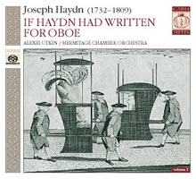 If Haydn had written for oboe Vol. 2 - Utkin