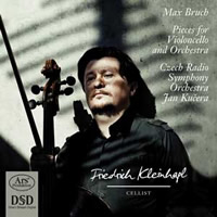 Bruch: Pieces for Cello and Orchestra - Kleinhapl / Kucera