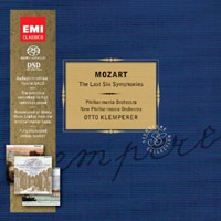 Mozart: The Last Six Symphonies - Klemperer