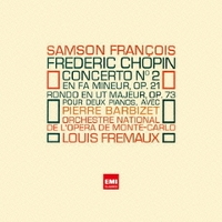 Chopin: Piano Concerto No. 2, Rondo for 2 Pianos - Samson François, Louis Fremaux