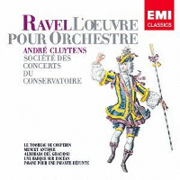 Ravel: Works for Orchestra 1 - Cluytens