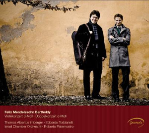 Mendelssohn: Concerto for Violin and Piano - Irnberger / Torbianelli