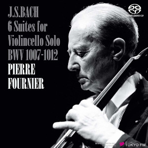 Bach: 6 Cello Suites - Fournier