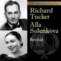 Richard Tucker, Alla Solenkova: Recitals