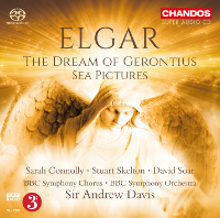 Elgar: Sea Pictures, The Dream of Gerontius - Connolly, Skelton, Soar, Davis