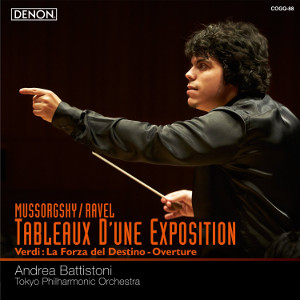 Mussorgsky: Pictures at an Exhibition - Battistoni