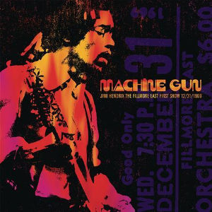 Jimi Hendrix: Machine Gun (The Fillmore East First Show 12/31/1969)