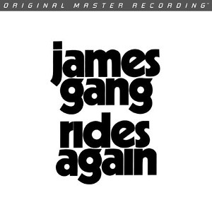 The James Gang: Rides Again
