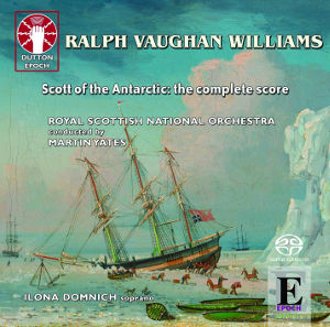 Vaughan Williams: Scott of the Antarctic (complete score) - Yates