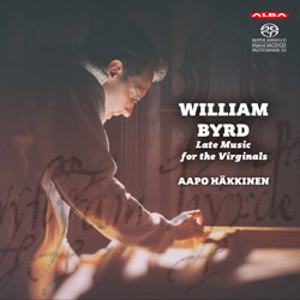 Byrd: Late Music for the Virginals - Häkkinen