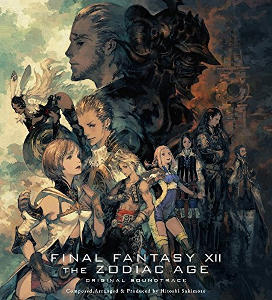Final Fantasy XII: The Zodiac Age (OST - limited edition)