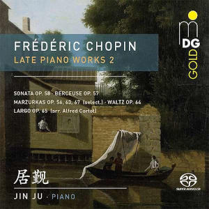 Chopin: Late piano works 2 - Ju