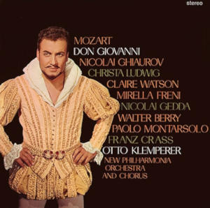 Mozart: Don Giovanni - Klemperer