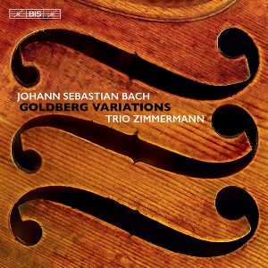 Bach: Goldberg Variations - Trio Zimmermann