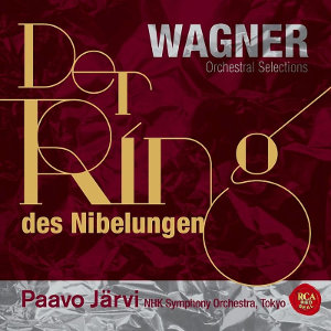 Wagner: Der Ring des Nibelungen (highlights) - Järvi