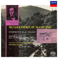 Mendelssohn: Symphony No. 3, A Midsummer Night's Dream - Maag