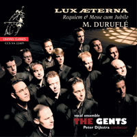 Duruflé: Requiem & Messe cum Jubilo - The Gents