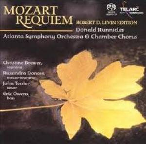 Mozart: Requiem - Runnicles