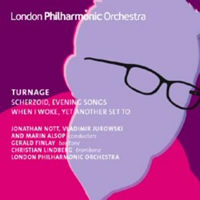 Turnage: Scherzoid, Evening Songs - Nott, Jurowski, Alsop