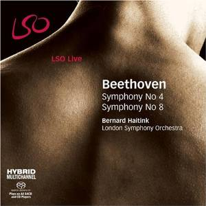 Beethoven: Symphonies 4 & 8 - Haitink